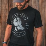 The Fowl Duck Hunt tee