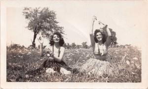 Margie, Carmen, Hawaiian, hula