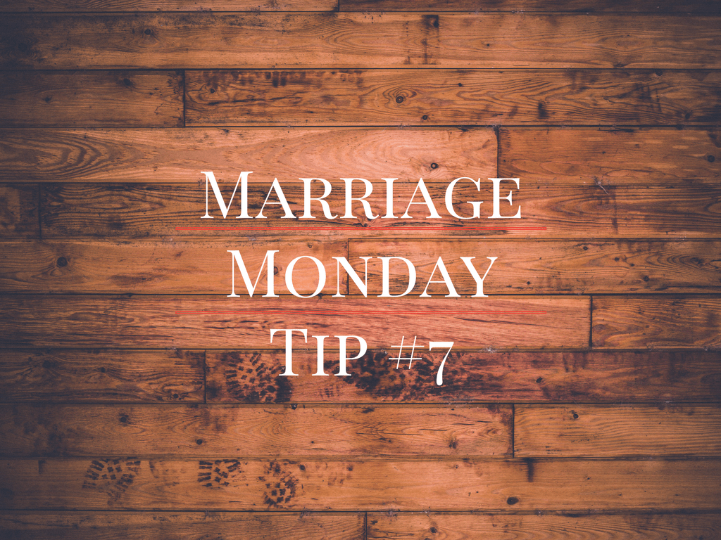 Marriage Mondays #7