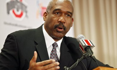 Ohio State athletic director Gene Smith.
