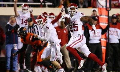Joe Mixon on Tuesday was suspended for Thursday night's game at Iowa State.