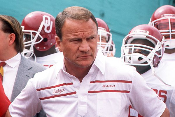 Former OU coach Barry Switzer was 15-1 against Oklahoma State.