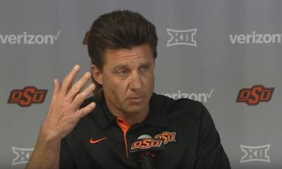 Mike Gundy has changed the culture at Oklahoma State. But does flirting with the likes of Baylor and refusing to sign his contract extension complicate his legacy?