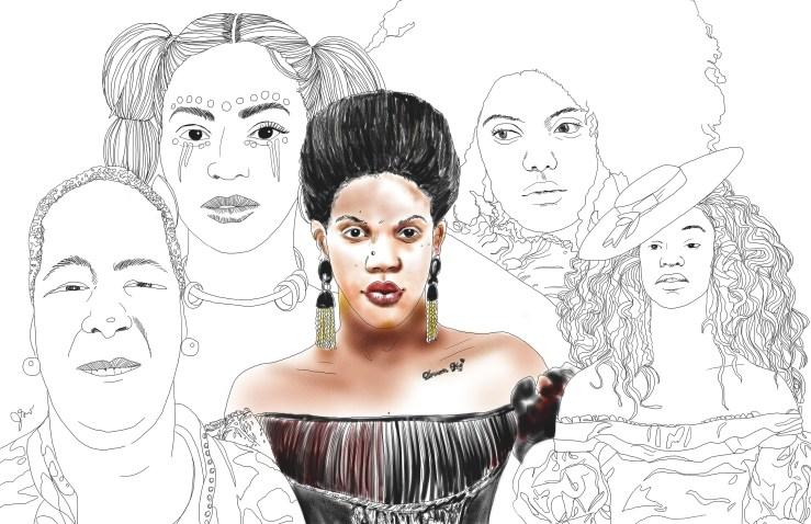 beyonce - Beyonce Coloring Book