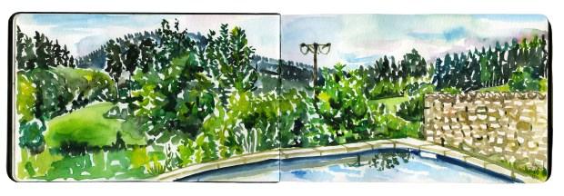 Vacation sketchbook 2