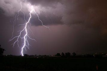 lightning death