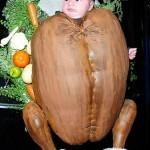 Bizarre Thanksgiving Turkey Costume