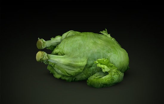 animal vegetable weird pic