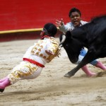 Dwarf Bullfighting