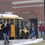 Strange illness strikes high school girls