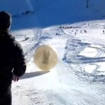 Man dies in freak zorbing accident