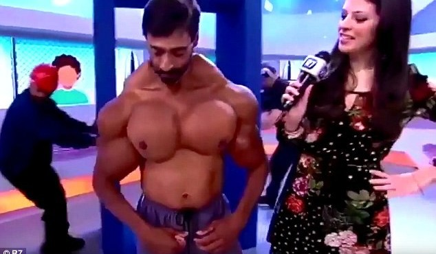 Freaky Muscles