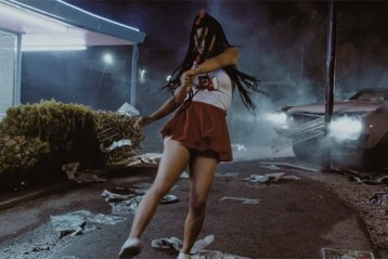 freaky weird music video