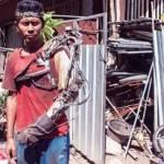 "Homemade ""bionic arm"""