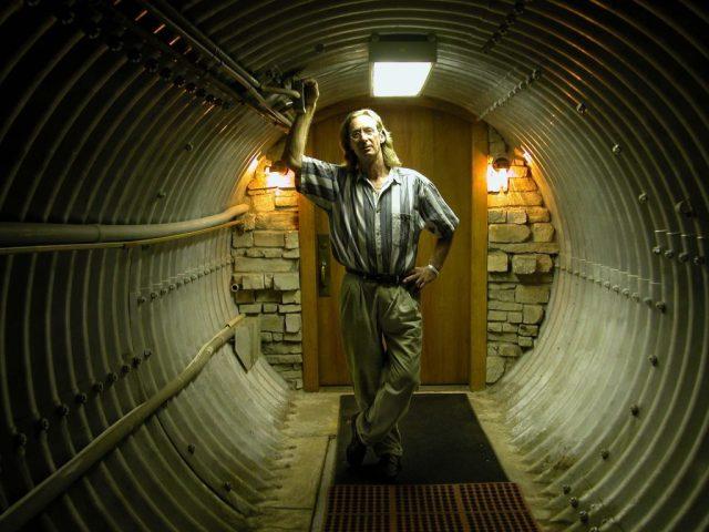 nuclear bunker home