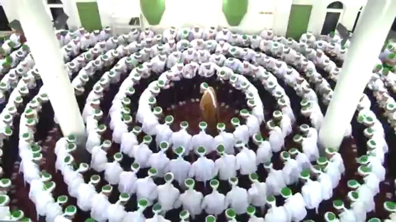 zikhr chechen dancing