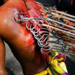 Extreme Religious Body Piercing