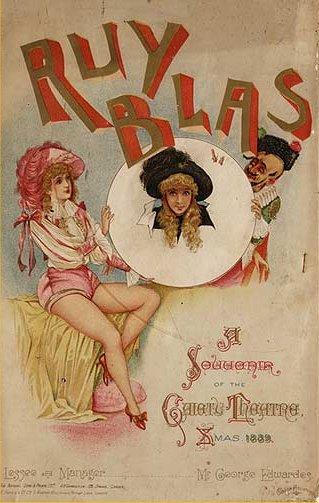 victorian burlesque