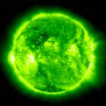 Our sun is really green, say astronomers