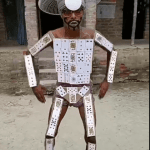 Incredible Man in Elaborate Costumes performs hilarious dance routines