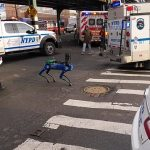 "New York Cops Deploy ""Creepy"" Robot Dog"