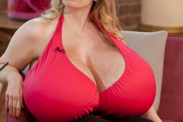 worlds largest artificial breasts