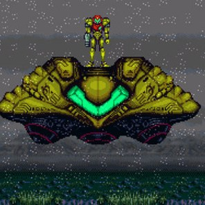 super-metroid-samus-ship
