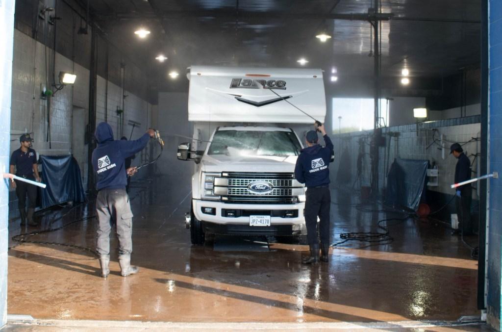 Blue Diamond Truck Wash
