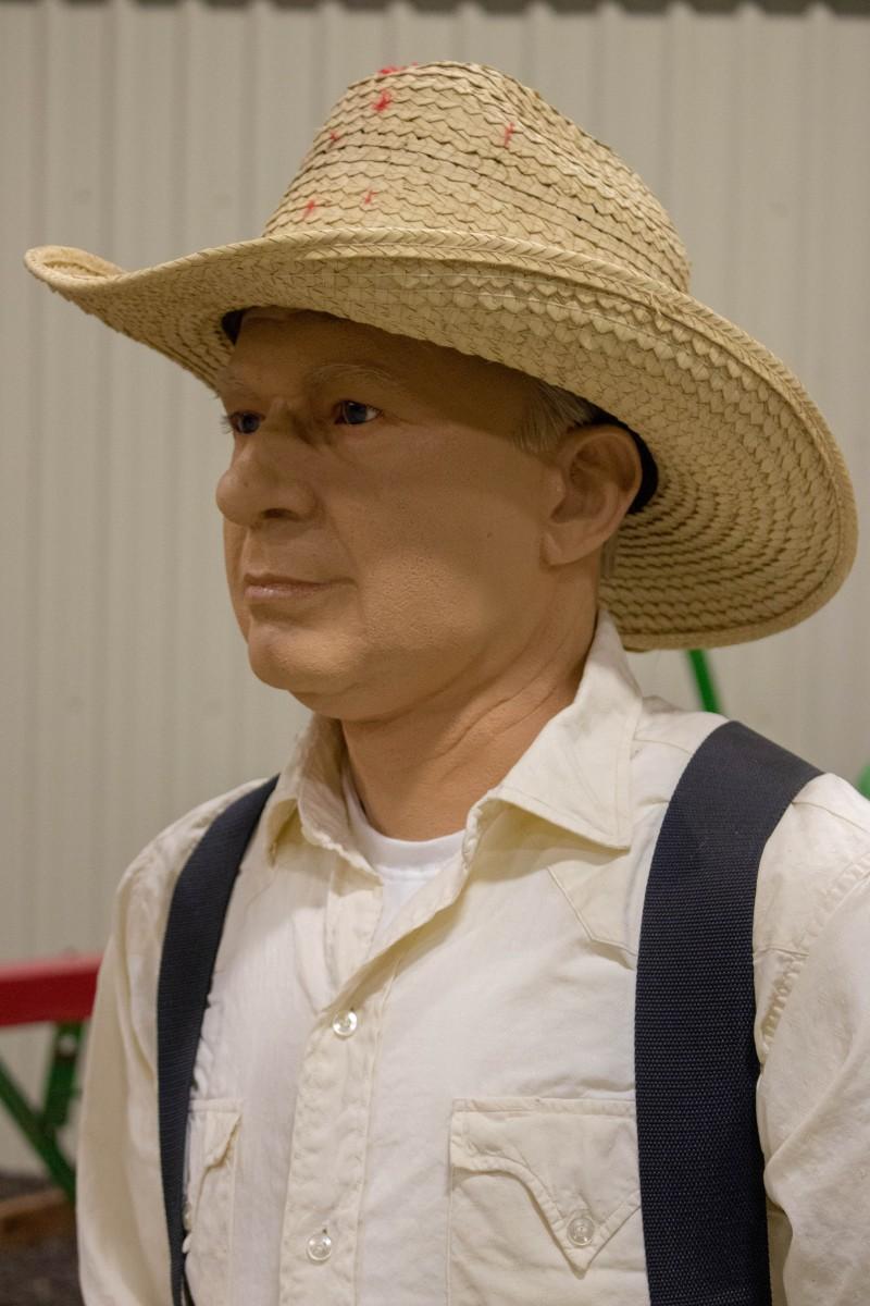 Lifelike Human Mannequin