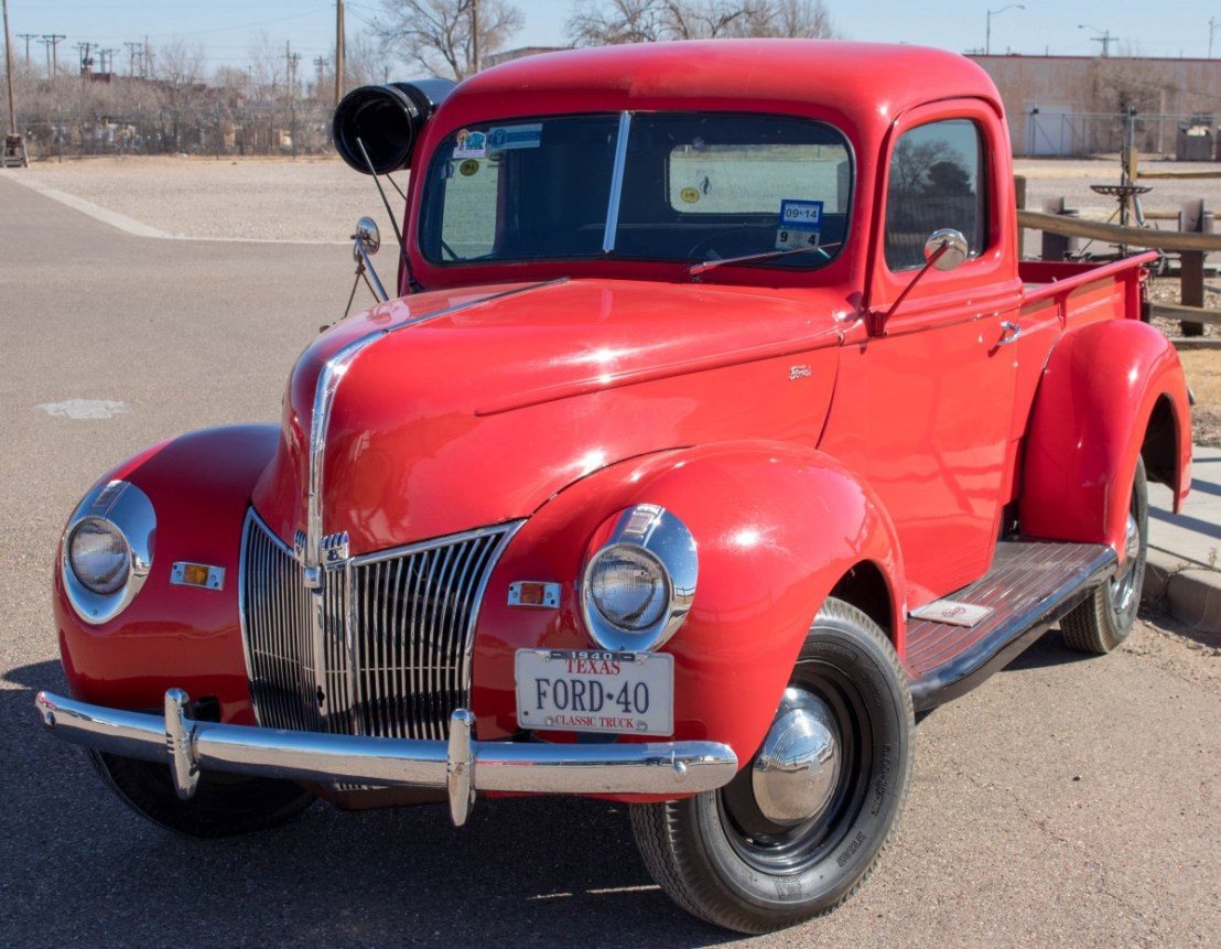 1940 Ford 1/2 Ton Pickup