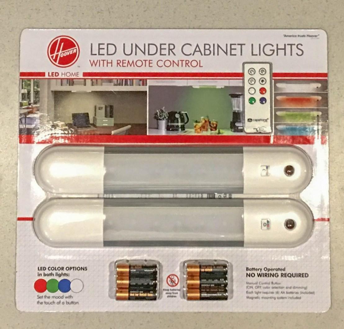LED Under Cabinet Lights