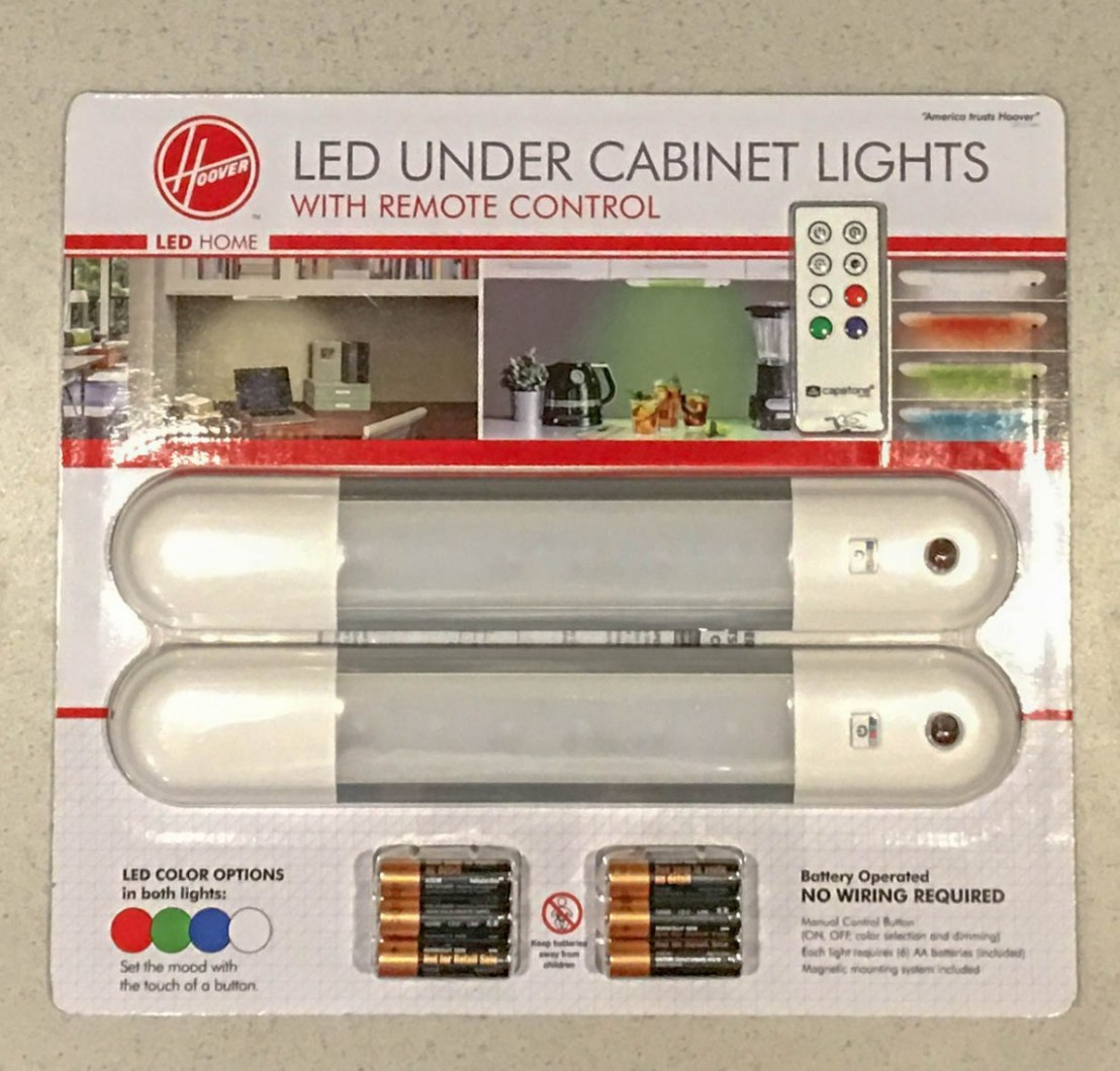 LED Under Cabinet Lights