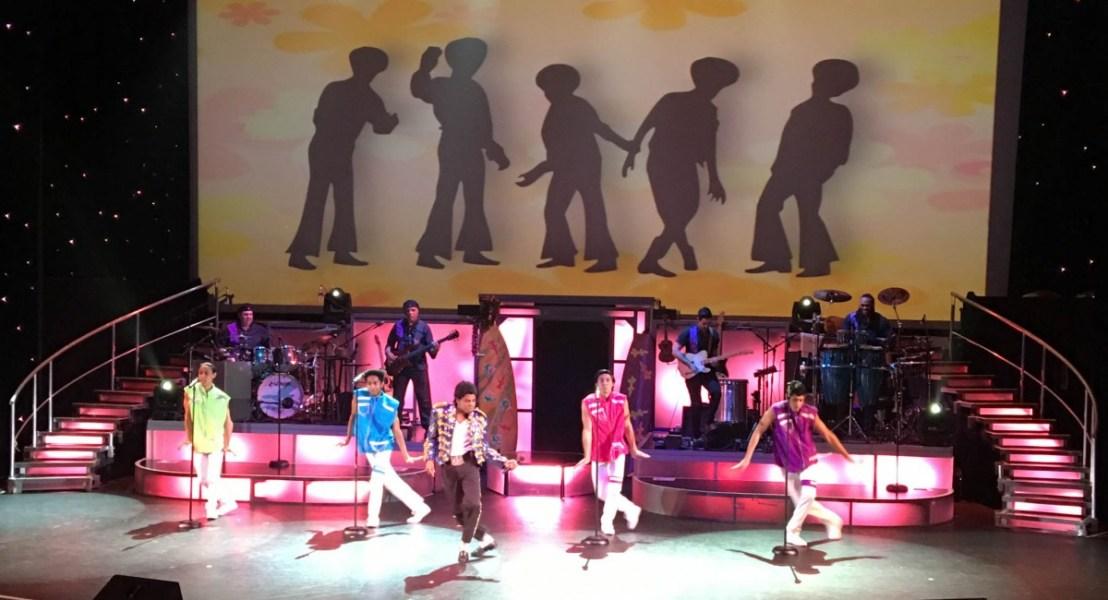 Michael Jackson Impersonator - Rock a Hula Show at the Royal Hawaiian Center Theater
