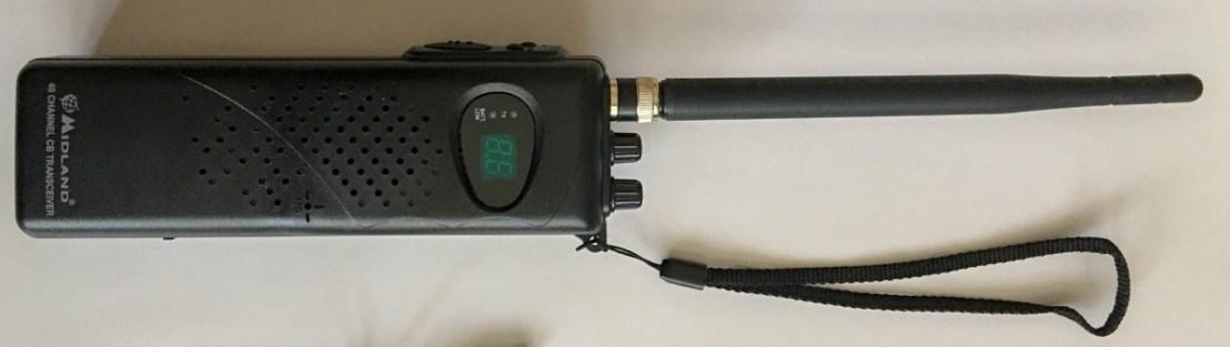 Midland 75-785 Handheld CB Radio