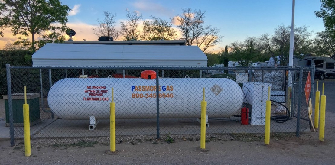 PASSMORE GAS Propane Service
