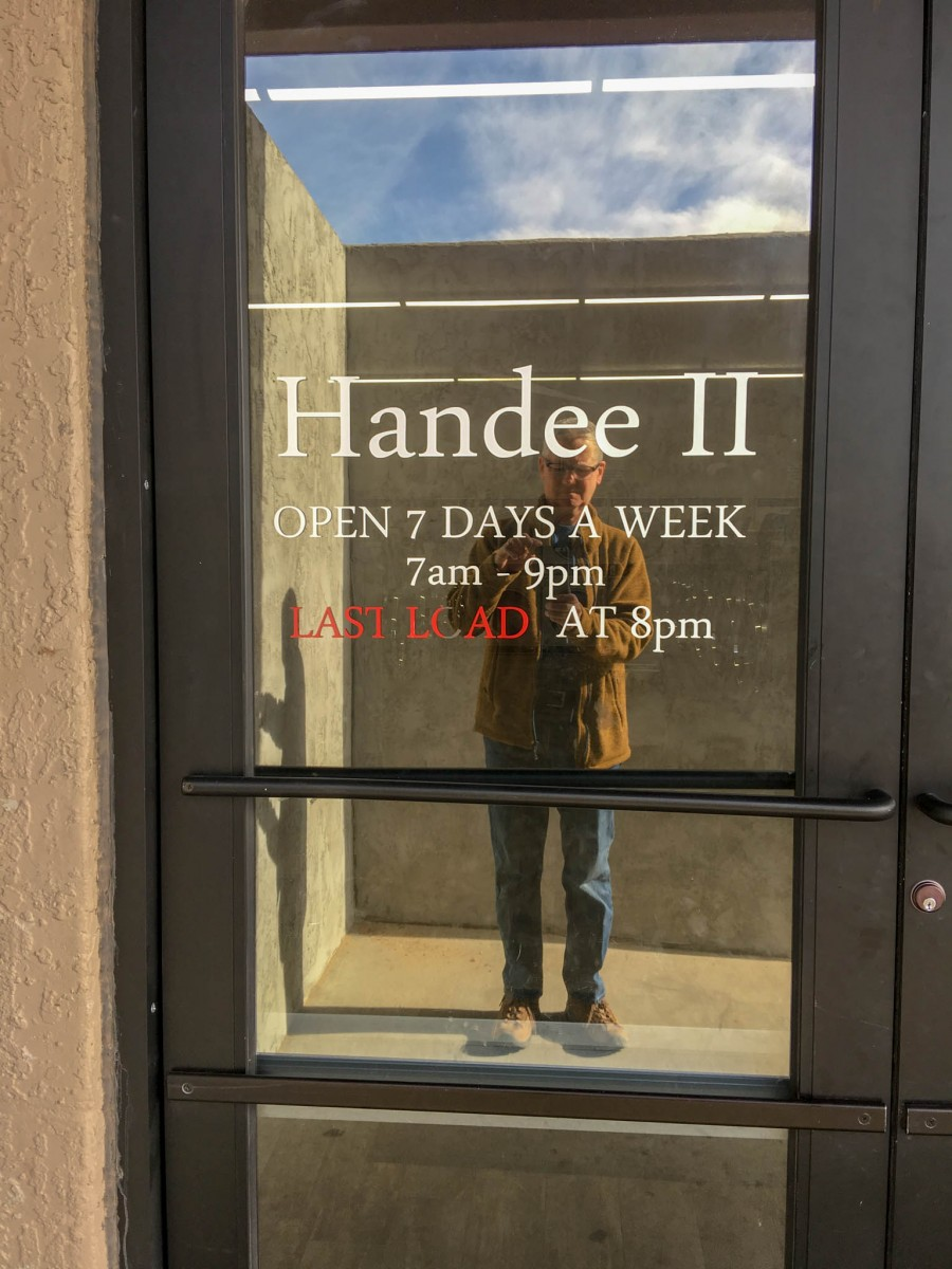 Name on Door - Handee II