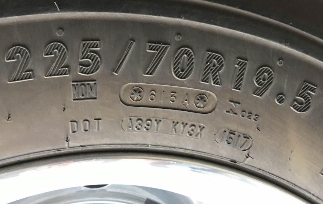 Safe Tire Pressure
