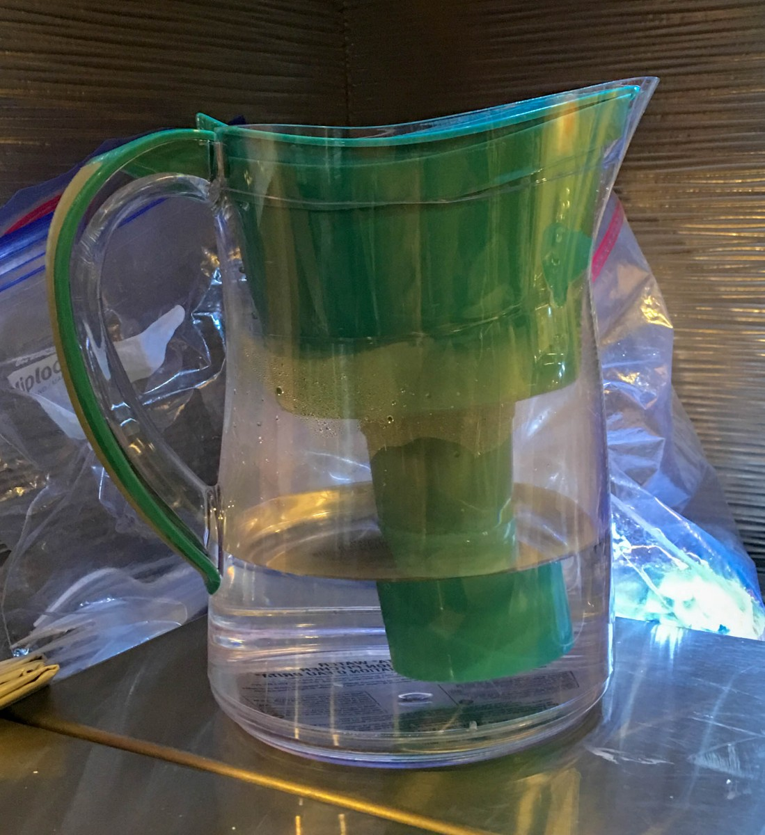 Brita Small 5 Cup Metro Water Pitcher - Turquoise