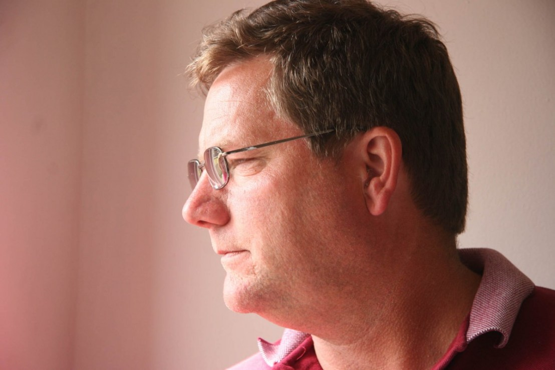 Tom Pearson in September 2006