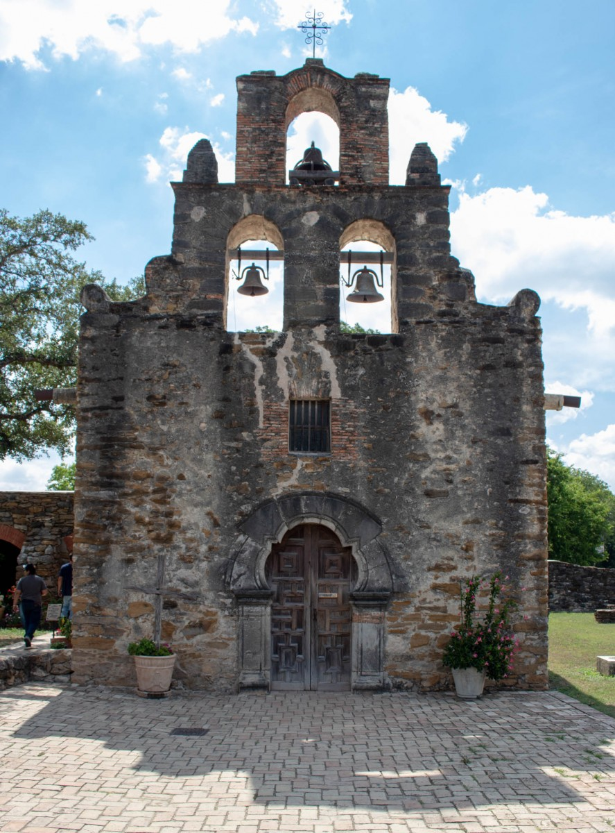 Mission Espada - Franciscan Church