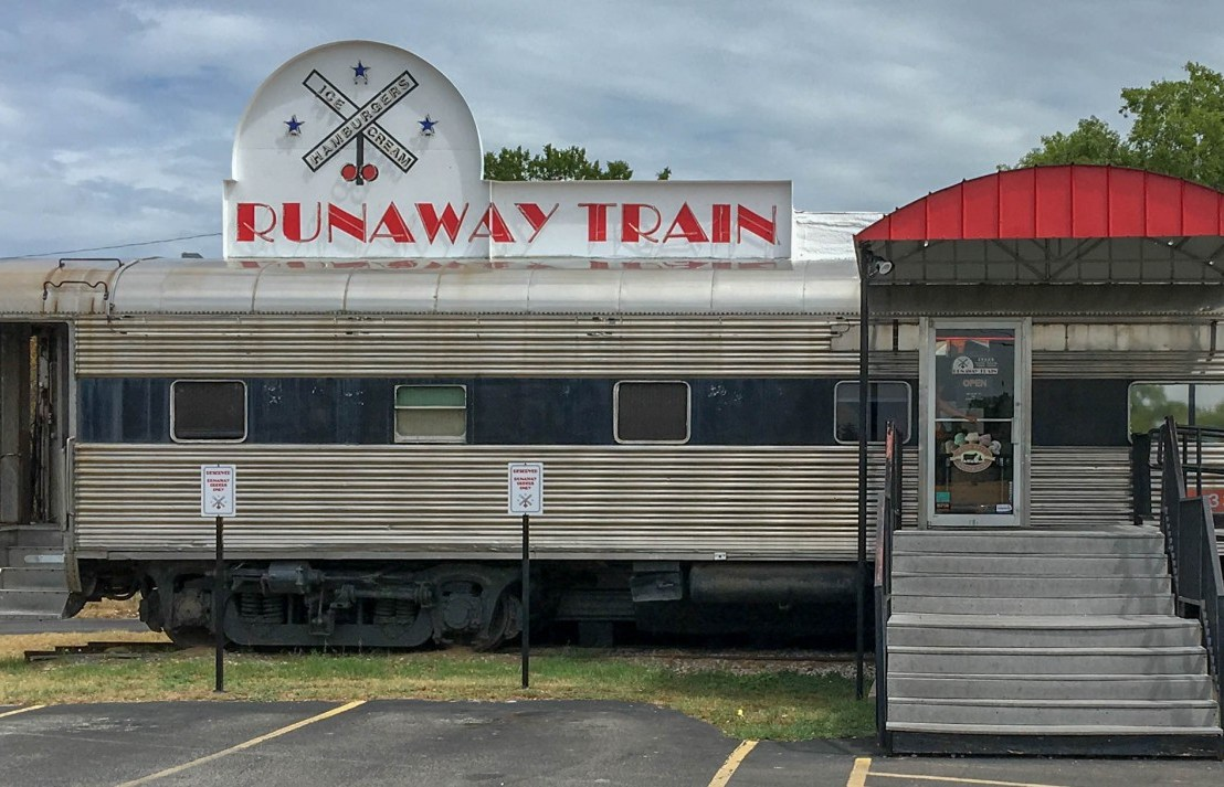 The Runaway Train Cafe