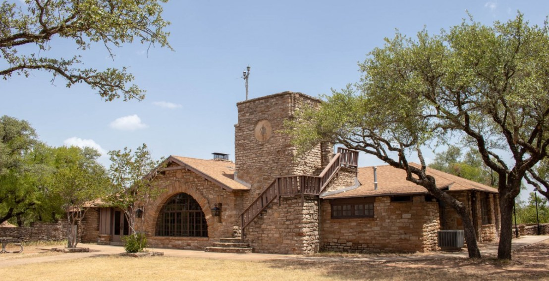 Group Recreation Hall at Lake Brownwood State Park