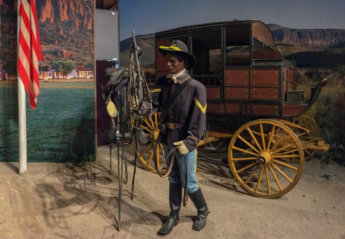 Fort Davis Buffalo Soldiers