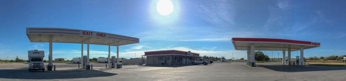 Fort Stockton Exxon @ I-10 & US-385 S