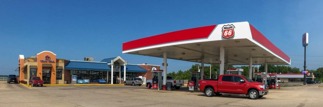 Saint Clair Fastlane Gas Station