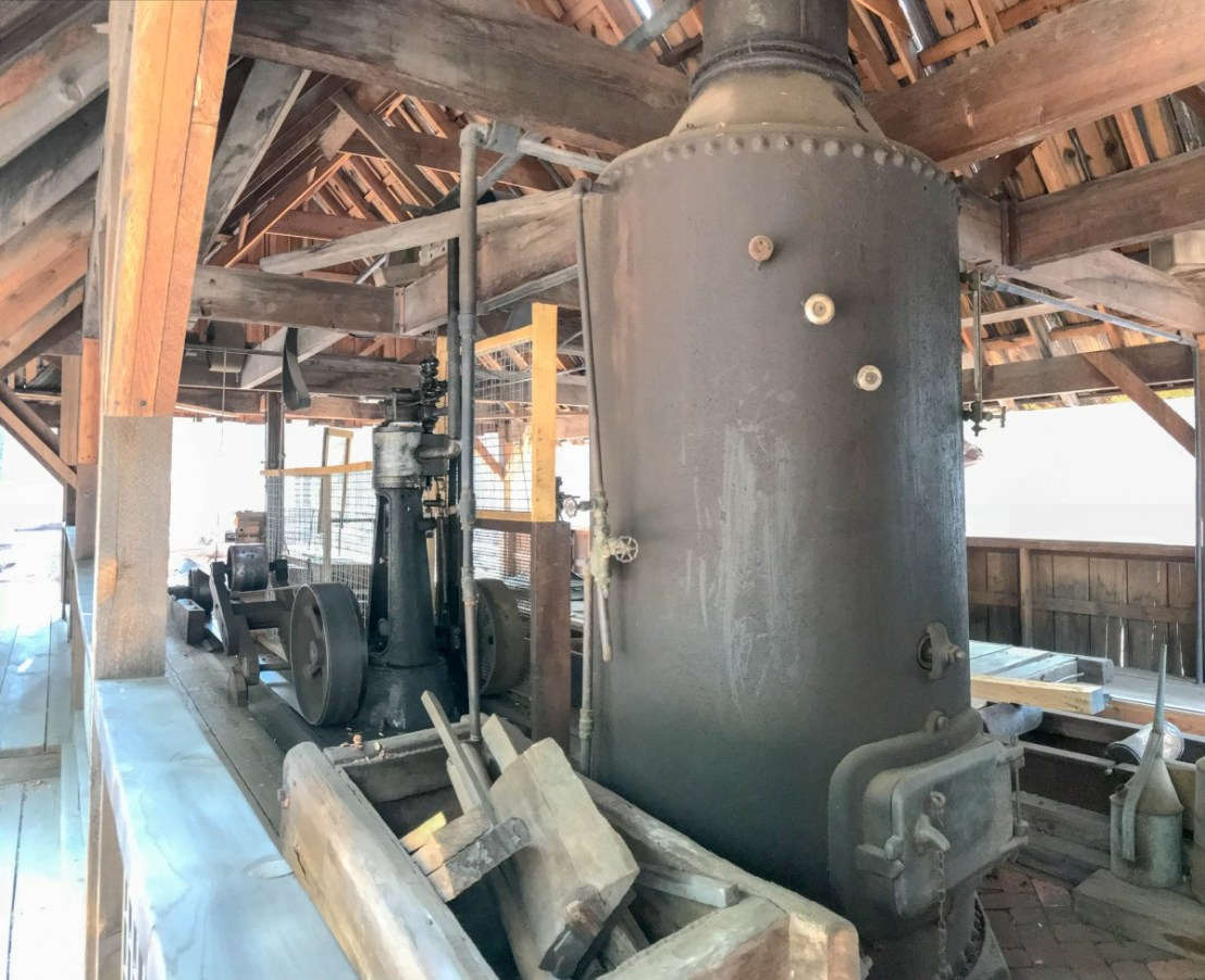 Boiler and Steam Engine