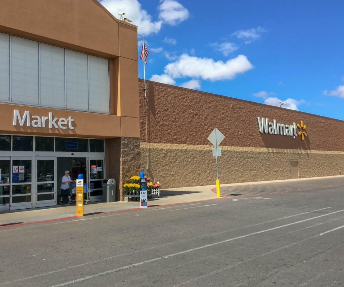 Lebanon Walmart
