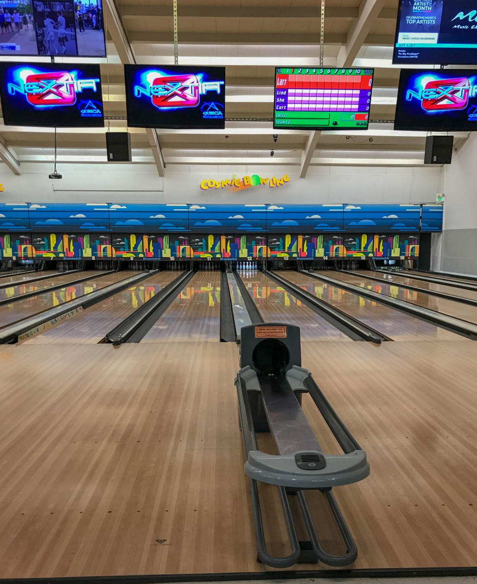 Spin Alley Bowling Lanes