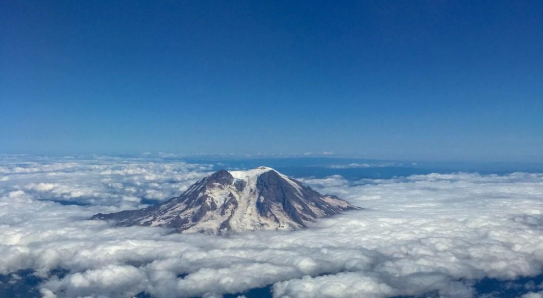 Unknown Mountain in Washington State