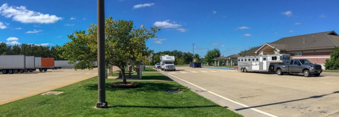 I-44 Joplin Missouri Rest Area